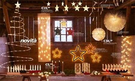 Casetta Di Natale Ikea : Natale il catalogo ikea vi farà venire voglia di addobbare