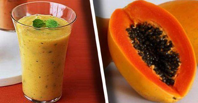 farina davena con papaia per perdere peso