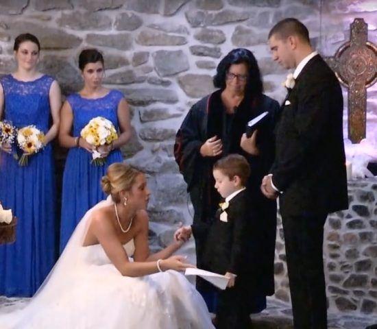 Matrimonio Con Uomo Con Figli : Sposa luomo dei suoi sogni ma al matrimonio cè anche la sua ex