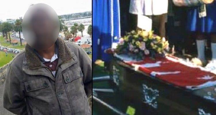 Marito paga per la morte della moglie: rimane senza parole quando cammina al suo funerale