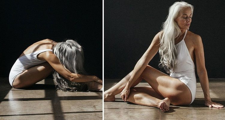 Questa modella di 61 anni, sfida le più giovani in bellezza e sensualità. Le sue fotografie hanno fatto il giro del web.