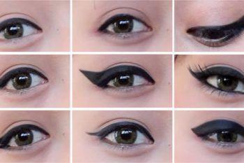 Come fare una perfetta linea al contorno occhi