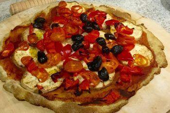 Come si prepara la pizza di platano
