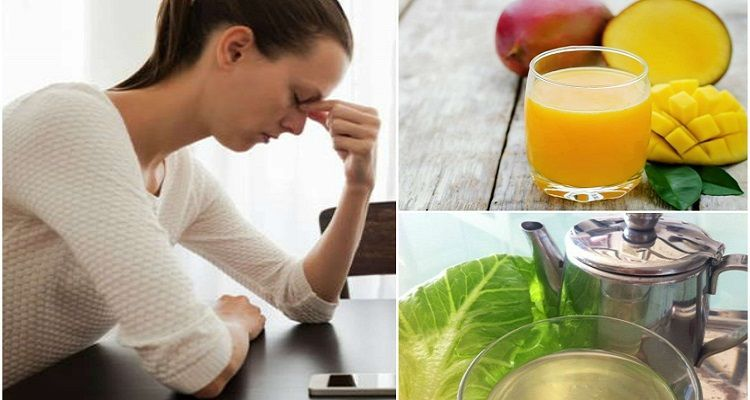Ridurre lo stress e l'ansia con 4 bevande naturali