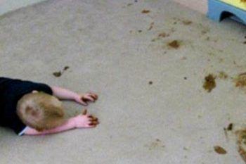 9 foto di bambini che hanno fatto impazzire i propri genitori