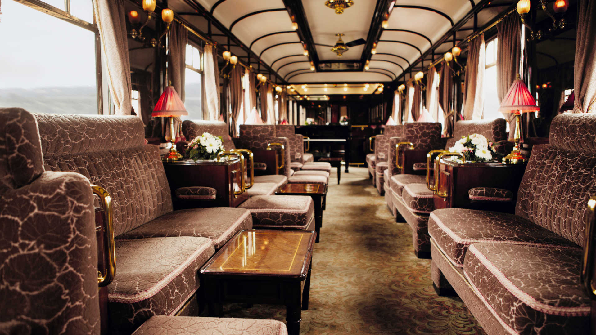 I menù dell'Orient Express e come partire per un viaggio unico