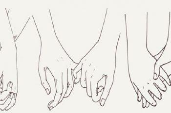 7 modi con cui vi tenete le mani che dicono molto del vostro amore