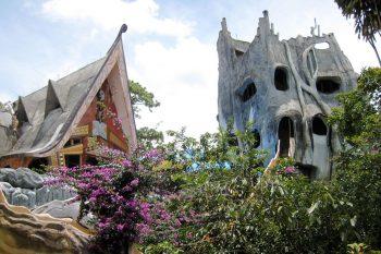 Le 10 case più strane in giro per il mondo