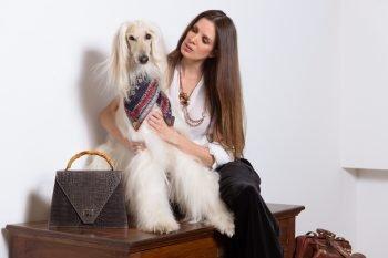 Milano, la prima boutique di moda per cani e proprietari