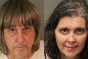 California, arrestata la coppia che teneva legati e affamati 13 bambini torturandoli