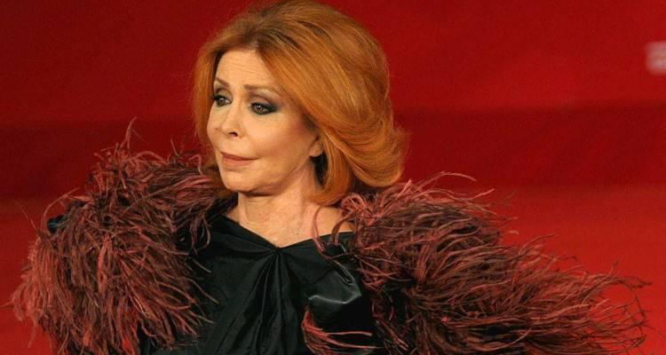 """Ultim'ora: è morta Marina Ripa Di Meana. Aveva detto """" Questo è il mio ultimo Natale""""."""