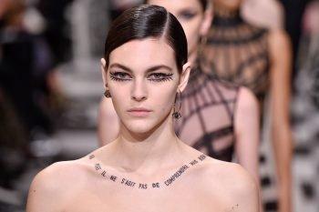 Le collane-tatuaggio di Dior sono il must della primavera-estate 2018