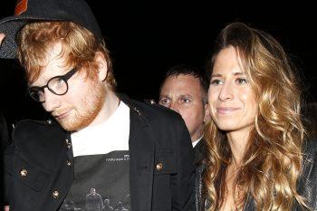 Chi è la fidanzata di Ed Sheeran?