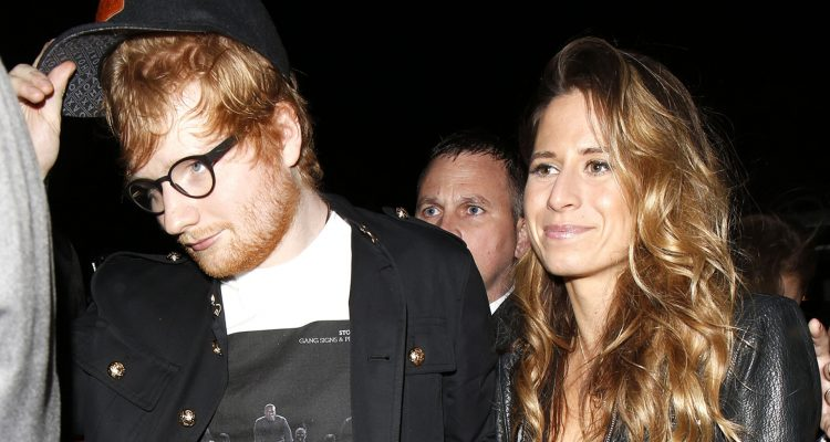 Chi è la fidanzata di Ed Sheeran   30d1e5ba4057