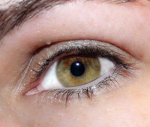 le persone con gli occhi verdi