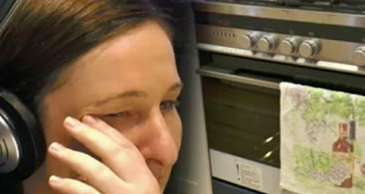 Marito lascia moglie incinta, lei poi scopre una sorpresa