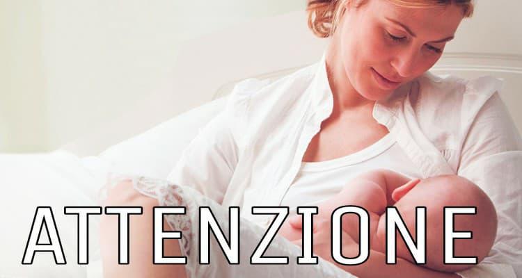 Ogni quanto allattate il vostro bambino? Ecco una credenza pericolosa!
