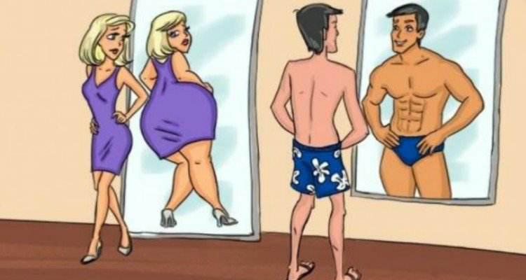Somiglianze tra uomini e donne