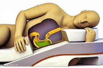 La posizione in cui dormi influisce sulla tua salute