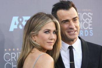 Jennifer Aniston e Justin Theroux si sono lasciati