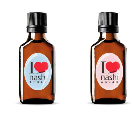 Olio per capelli Nashi Argan
