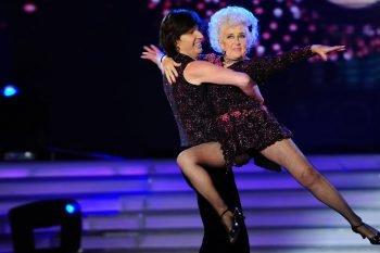 Chi è Paddy Jones, l'anziana ballerina che ha stupito a Sanremo 2018