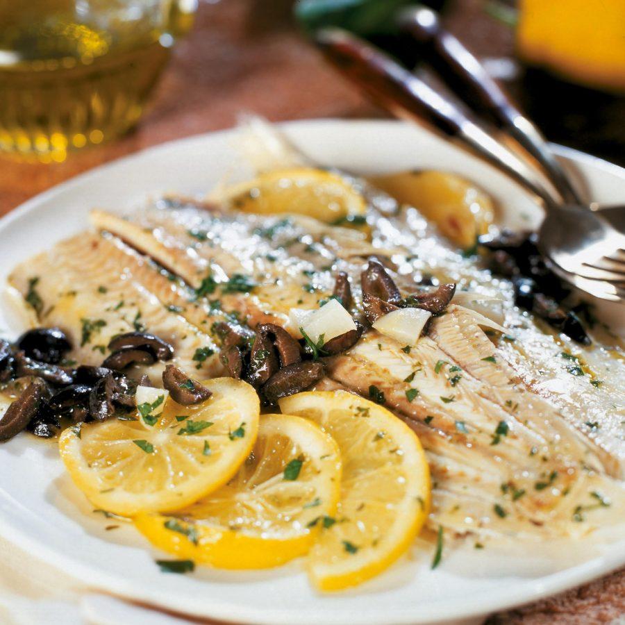 La ricetta della sogliola di dover vista a masterchef for Cucinare sogliola