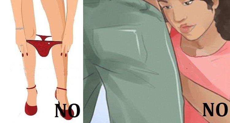 Sette terribili errori che fanno le donne a letto