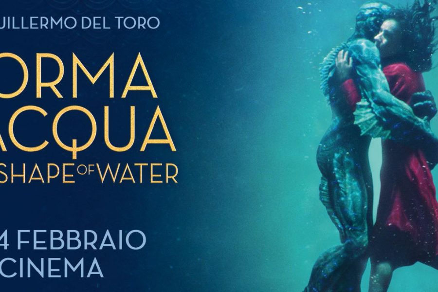 """Oscar 2018, accusa di plagio per """"La forma dell'acqua"""""""
