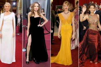 Look da Oscar, i più iconici di sempre!