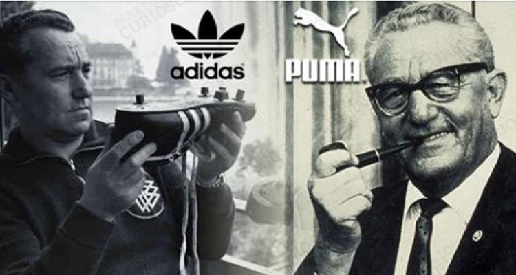 Adidas e Puma, due grandi marche fondate da due fratelli che