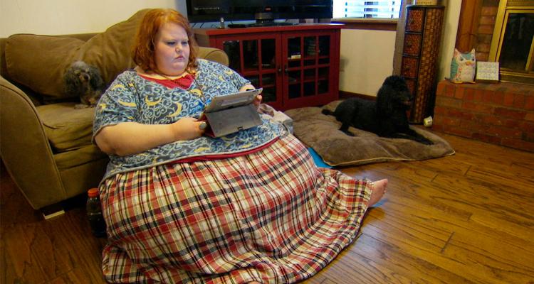 Ha perso 206 kg in due anni. Date un'occhiata a come è diventata oggi...