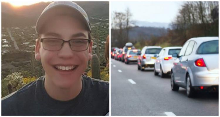 Si infuriano con il conducente dell'auto in sosta: un ragazzino di 16 anni