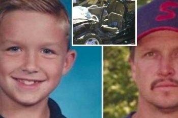 Padre e figlio muoiono in un incidente