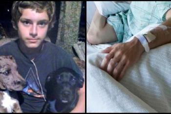 Adolescente scopre che sta per morire dopo che per errore i medici gli hanno diagnosticato l'influenza