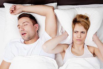 Apnee notturne, i danni per la salute