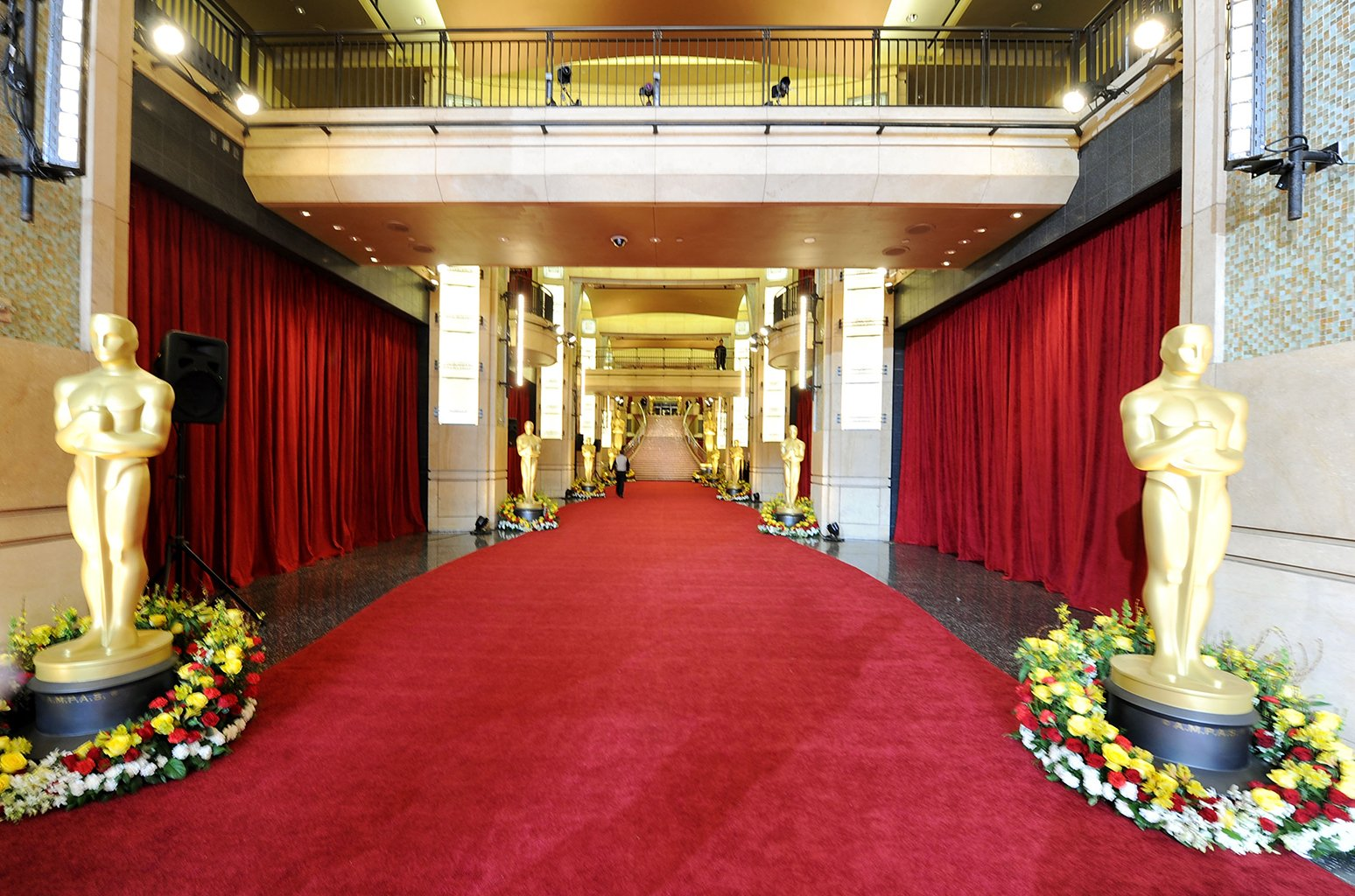 red carpet oscar