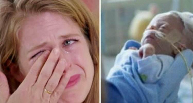 La coppia perde il loro bambino, ma 4 giorni dopo arriva il miracolo