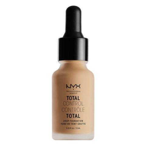 Nyx Professional Makeup Total Control Drop - Fondotinta fluido