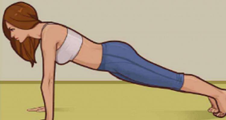 Venti secondi per iniziare a cambiare il tuo corpo