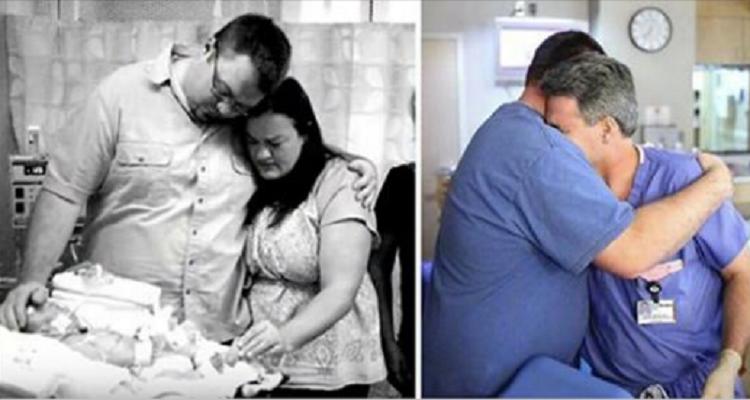 Il primo figlio muore dopo la nascita ma subito dopo accade un miracolo.