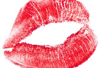 Bocca perfetta a prova di bacio