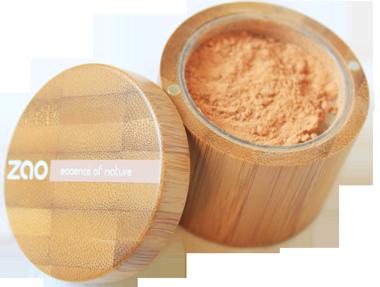 Zao Makeup - Mineral Silk Fondotinta Minerale
