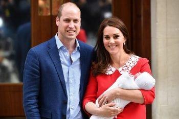 Kate Middleton e il principe William genitori per la terza volta