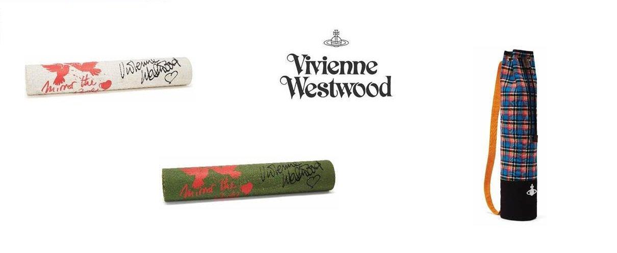 Gli accessori ecosostenibili di Vivienne Westwood per fare yoga