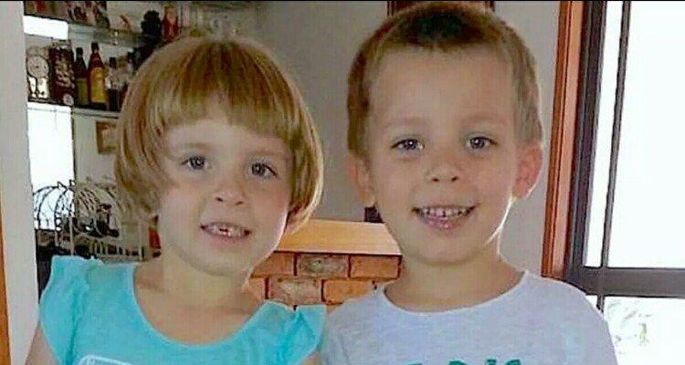 2 fratellini svaniscono senza lasciare traccia...