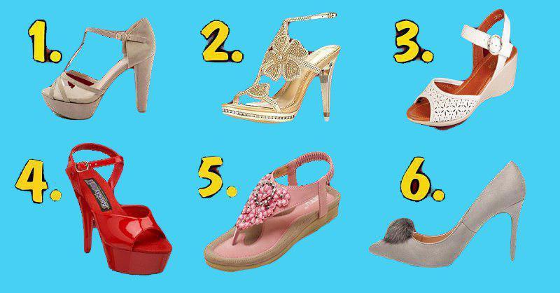 Dimmi chi sei in base alle tue scarpe preferite   Bigodino