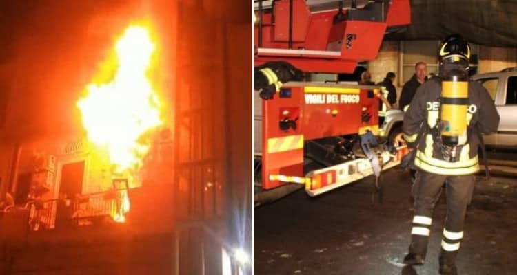 Messina, due bambini perdono la vita nell'incendio di un appartamento