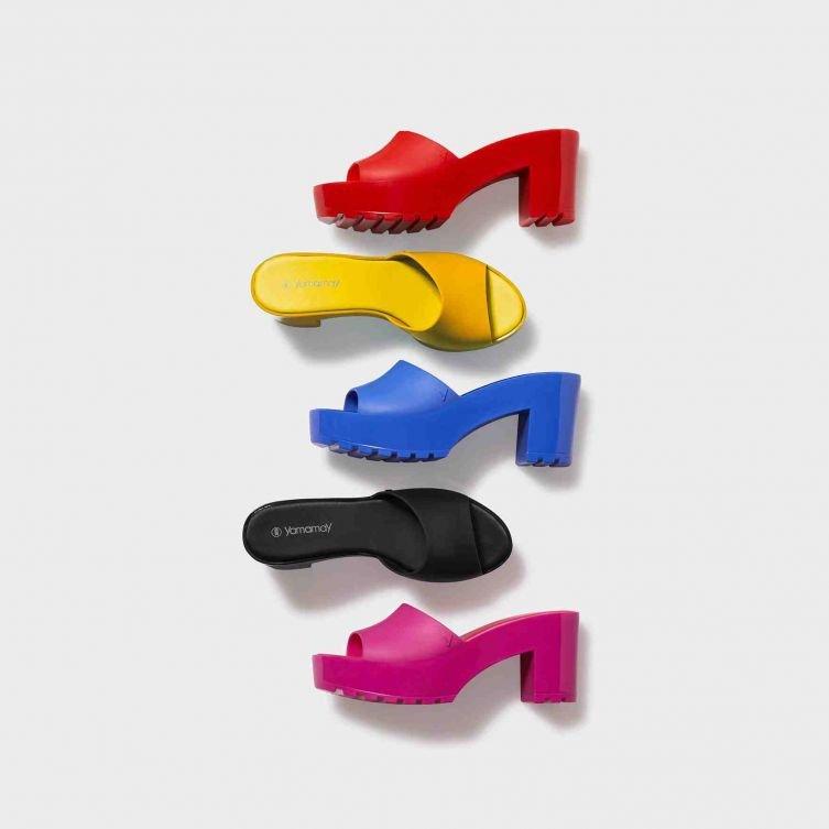 Yamamay Bags\u0026Shoes, in occasione della collezione dell\u0027estate 2018, ci  presenta la sua nuova linea di calzature che sarà un piacere indossare al  mare,