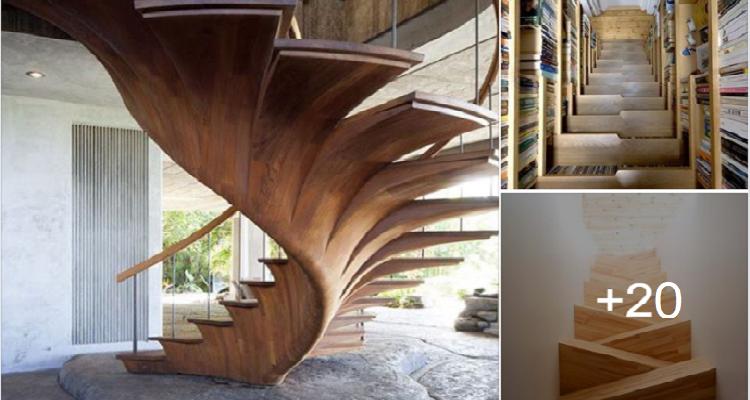 Scale Originali Per Arredare Casa In Modo Curioso Bigodino